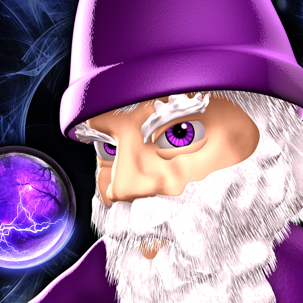 iSpherical - A Wizard's Journey iOS
